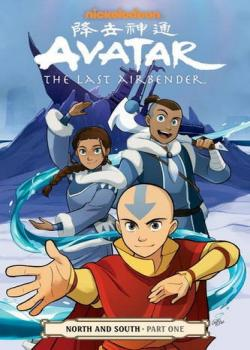 Avatar: The Last Airbender - Norte y Sur
